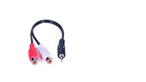 PROCAST Cable A-MJ/2RCA-F
