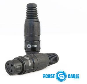 PROCAST Cable XLR 6/ Female