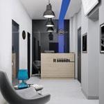 Компания CVGaudio переехала в новый офис