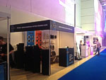 CVGaudio на выставке Prolight & Sound NAMM Russia 2013