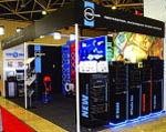 CVGaudio на выставке Integrated Systems Russia 2014