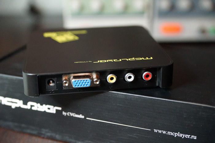 рекламные плееры MCplayer SDbox