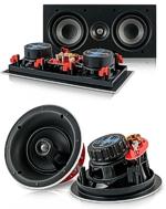 Новые акустические системы CVGaudio для использования в составе домашних кинотеатров