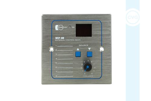 Настенный зональный контроллер CVGaudio WCP-AM
