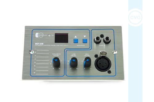 Настенный зональный контроллер CVGaudio WCP-C2M
