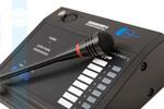 Новая настольная микрофонная консоль CVGaudio MCP-8 на восемь зон для матрицы CVGaudio PMM-388