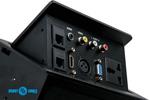 Новинка от Procast Cable - встраиваемые в стол интерфейсные лючки TC-16 и TSL-20