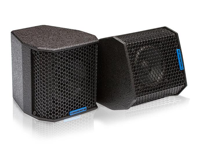 CVGaudio SAT-S3Bl - Профессиональная широкополосная 3-х дюймовая акустическая система / сателлит, цвет черный