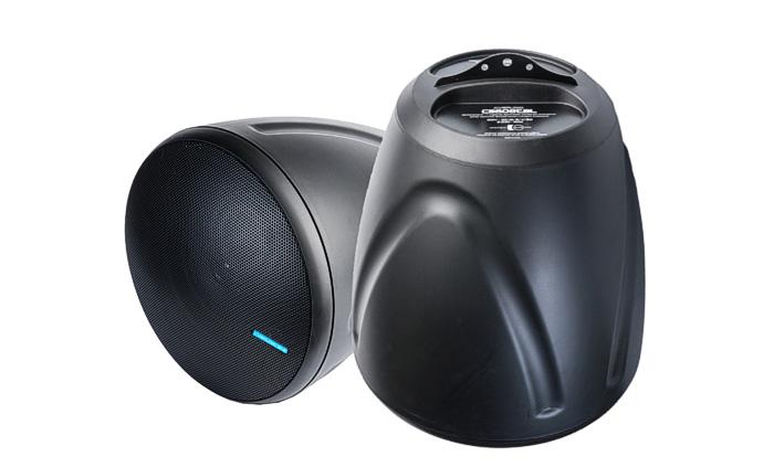 CVGaudio CS608TBl – двухполосная подвесная акустическая система для профессиональных высококачественных систем музыкальной трансляции и речевого оповещения. Цвет черный.