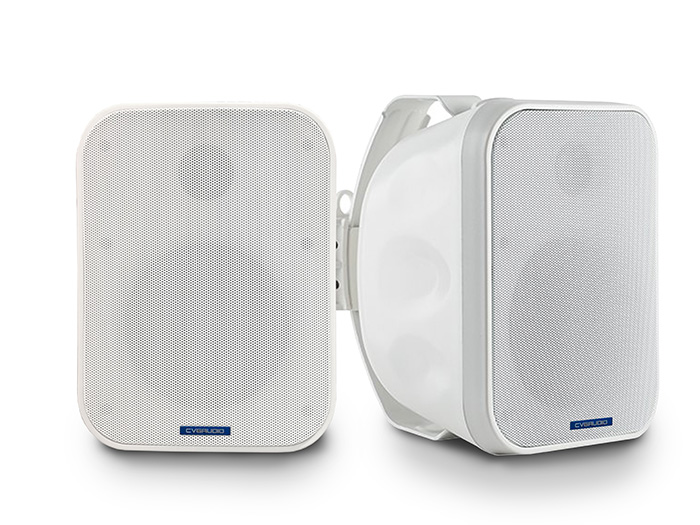 Двухполосная indoor/outdoor акустическая система OSR508TW для установки на поверхность стены, потолки, столбы и так далее