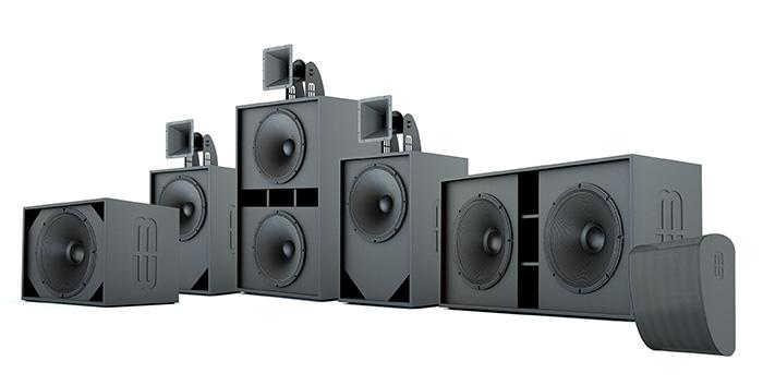 Профессиональные акустическим системы для кинотеатров