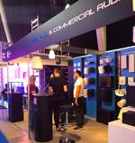 CVGaudio на выставке профессионального звукового и светового оборудования Prolight & Sound Russia 2018 в Сокольниках