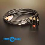 Новинка от ProCast Cable - высококачественные металлические разъемы под пайку RCA и соединительный кабель MiniJack - 2RCA