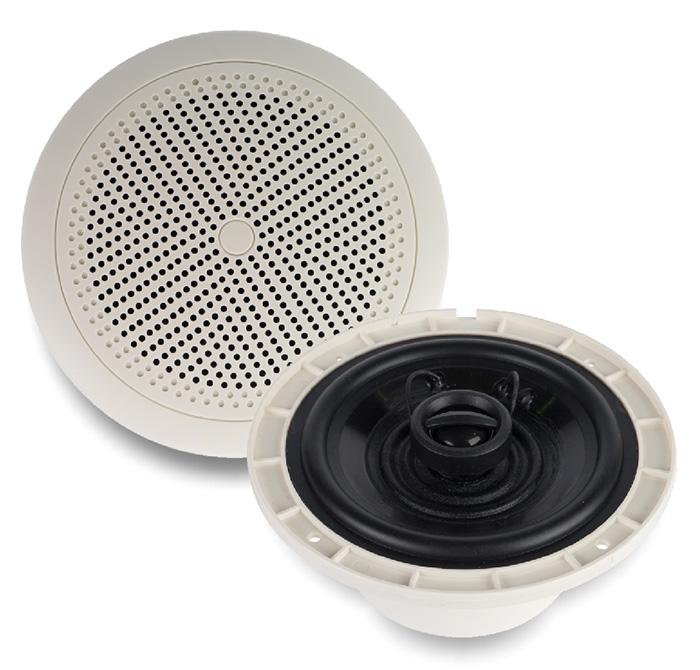 CVGaudio WТ58W - акустическая система для помещений с повышенной влажностью и температурой