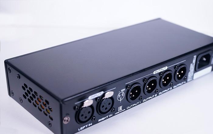 DSP процессор 2х4 CVGaudio MDSP-24