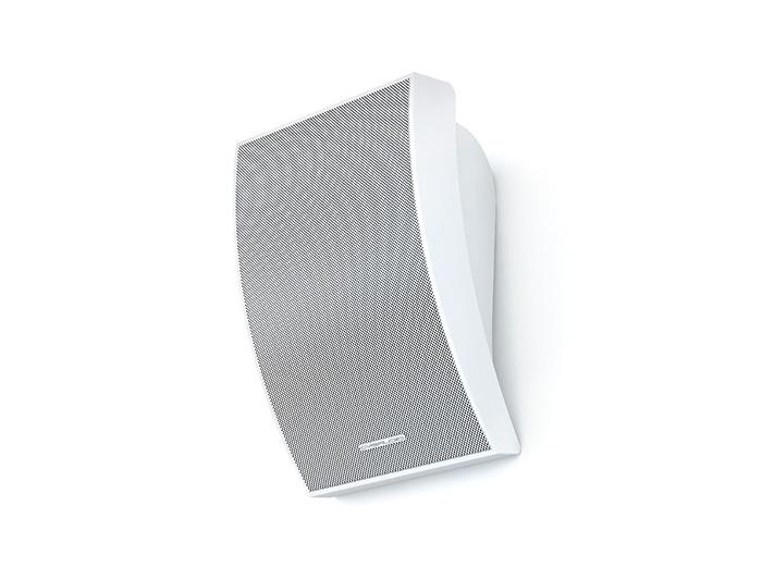 CVGAUDIO WPA10TW - двухполосная настенная акустическая система для 100V линий, цвет белый