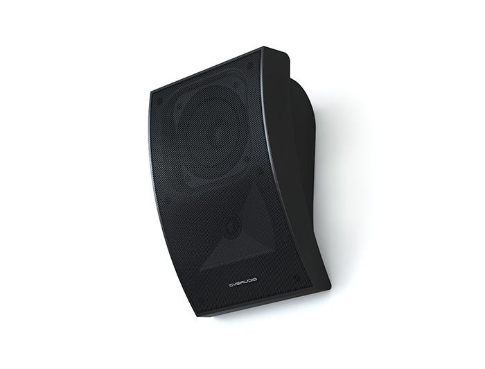 CVGAUDIO WPA10TBl - двухполосная настенная акустическая система для 100V линий, цвет черный