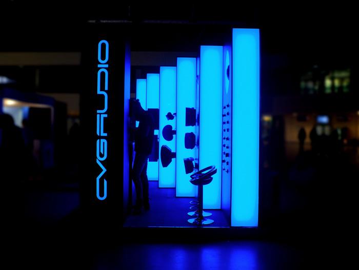 CVGAUDIO на выставке Prolight Sound 2021 в Экспоцентре